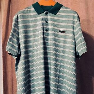 Mens Lacoste Presidents Cup Polo Size XL